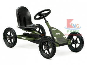 веломобиль Jeep Junior Pedal Go-kart