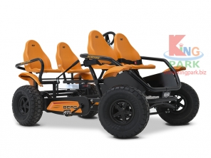 BERG E-Gran Tour Off Road 4 seats